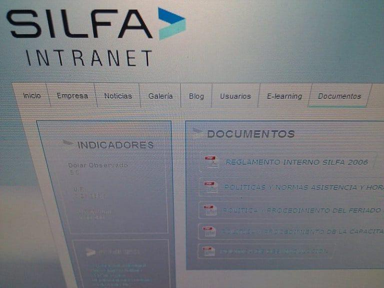 silfa intranet plugins